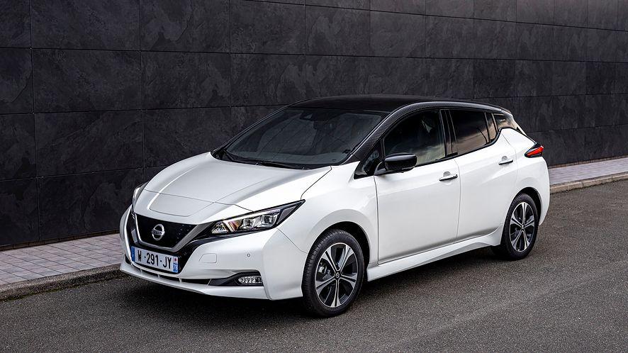 Nissan w limitowanej odmianie LEAF10 dostanie m.in. hotspot Wi-Fi