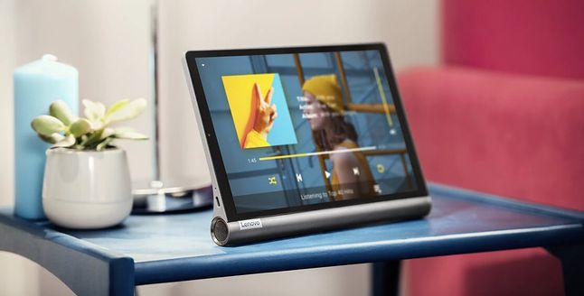 Lenovo Yoga Smart Tab z Asystentem Google, fot. Lenovo.