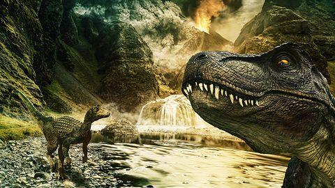 """Dinozaury w Google. Zmień swój ogród w """"Jurassic World"""" dzięki rozszerzonej rzeczywistości"""