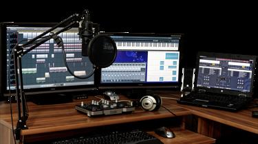Tworzenie muzyki: 5 najlepszych programów dla domorosłego kompozytora - Studio DJ