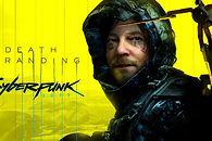 Wielka miłość Kojimy do Cyberpunk 2077 trwa. Death Stranding nawiąże do gry Polaków - Death Stranding x Cyberpunk 2077