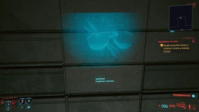 Syd Meadow w Cyberpunk 2077