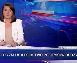 """""""Wiadomości"""": dziennikarz zrobił wywiad z """"tajemniczym informatorem"""". Kuriozum"""
