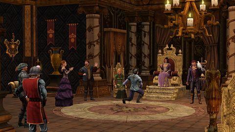 Kody do The Sims Średniowiecze to nie tylko motherlode
