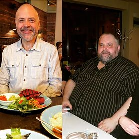 Mężczyzna schudł i wyleczył się z cukrzycy typu 2