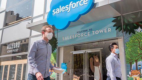 Salesforce bliski przejęcia Slacka. Będzie to kosztować ponad 20 mld USD