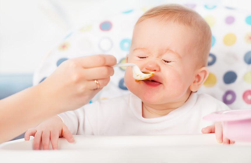 Dietę dziecka rozszerzaj z głową
