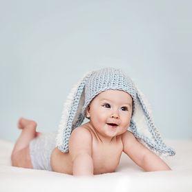 Pielęgnacja uszu niemowlaka
