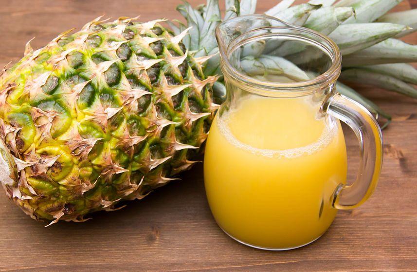 Ananas na gojenie ran, infekcje i ciśnienie krwi