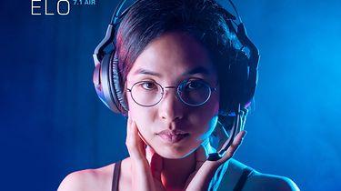System Glasses Relief od Turtle Beach, czyli słuchawki dla graczy i dla osób noszących okulary! -