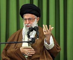 """""""To zemsta Boga"""". Iran nie kryje satysfakcji"""