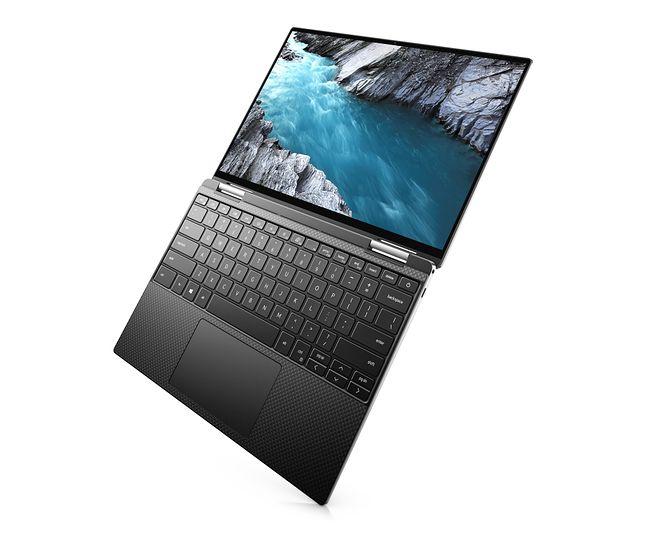Dell XPS 13 2-in-1 black (fot. Materiały prasowe)