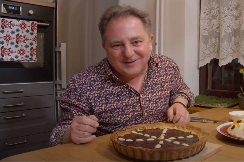 Przepis na Wielkanoc. Idealny mazurek kakaowy według Makłowicza