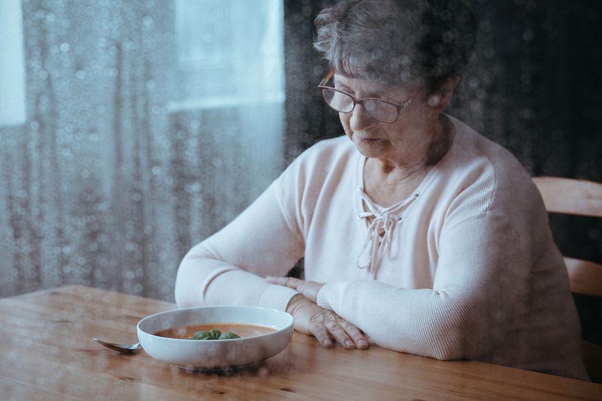 Brak apetytu a rozwój choroby nowotworowej
