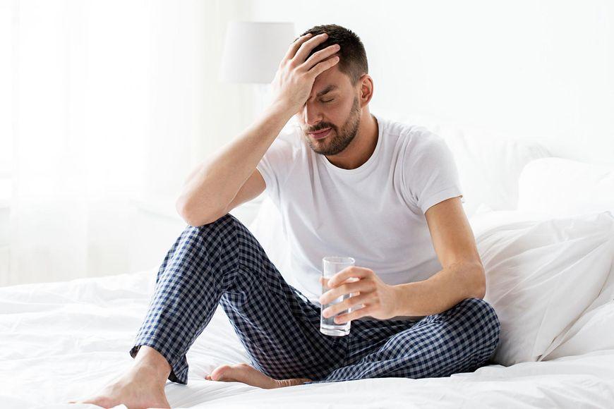 Alkohol pogarsza jakość snu [123rf.com]