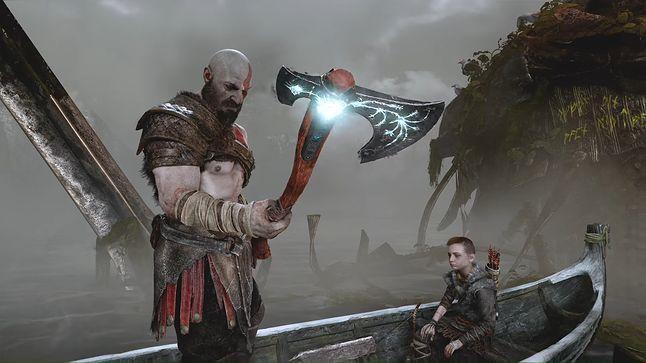 Końcówka God of War z 2018 w oczywisty sposób wskazywała na ciąg dalszy, fot. Sony