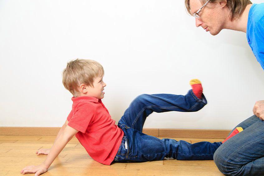 Nie można zakłamywać odczuwanych przez dziecko emocji