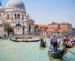 Ograniczenia dla turystów w Wenecji. Nie przez koronawirusa. Zaskakujący powód