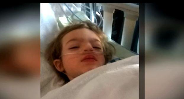 Collin doznał paraliżu mięśni i nie mógł wstać z łóżka