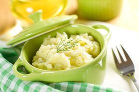 Puree ziemniaczane - tradycyjne, z warzywami, z groszkiem