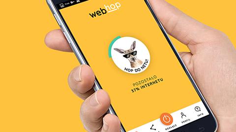 WebHop od TVN – 100 MB transferu dziennie w zamian za reklamy