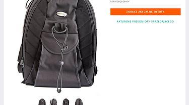 W poszukiwaniu taniego plecaka fotograficznego