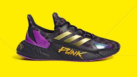 Cyberpunk 2077 i Adidas oficjalnie. Ale na razie tylko w Azji