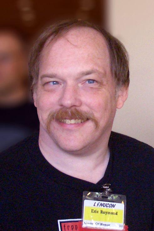 Eric S. Raymond (via Wikimedia)