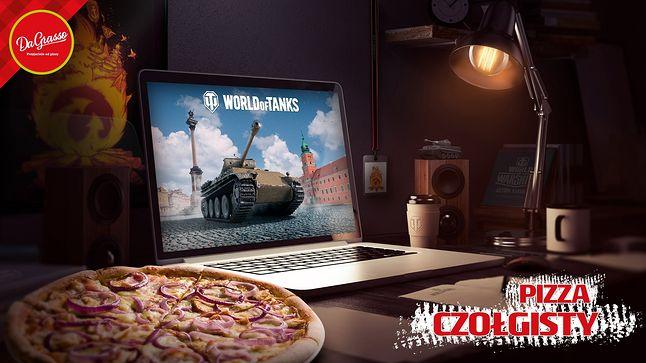 World of Tanks x Da Grasso