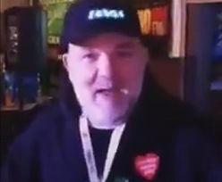 """Znany polityk śpiewał """"J**** PiS"""" na finale WOŚP. Krzysztof Król teraz się tłumaczy"""