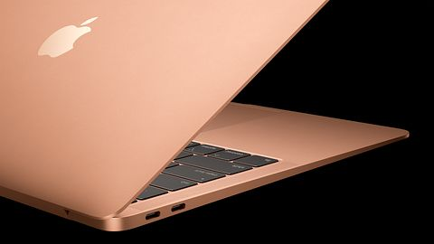 Oto nowy MacBook Air: w końcu z ekranem Retina i Touch ID