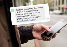 GIS ostrzega: Uwaga na fałszywe SMS-y o kwarantannie