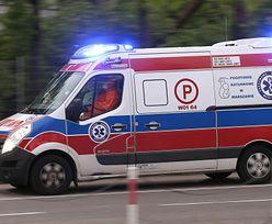 Ruda Śląska. Maltretowane niemowlę nie żyje. Rodzice zatrzymani