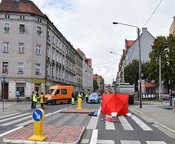 Tragiczny wypadek w Legnicy. Kobieta zginęła na przejściu dla pieszych