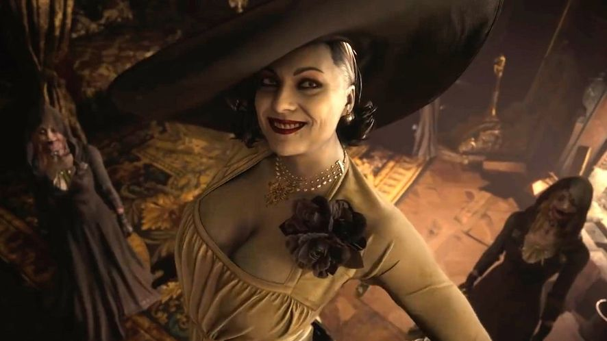 Lady Dimitrescu - Resident Evil: Village