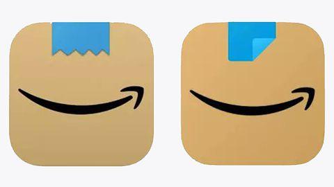 Amazon zmienia logo w aplikacji. Stare kojarzyło się z Adolfem Hitlerem