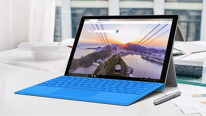 Tak wygląda Microsoft Edge z silnikiem Chromium (Microsoft)