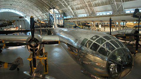 Najpiękniejszy i najbardziej zaawansowany bombowiec drugiej wojny światowej.