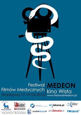 """""""MEDEON - Medycyna i Film"""" - Festiwal Filmów"""