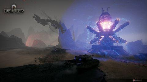 World of Tanks też gotowe na Halloween. I to w jakim towarzystwie!