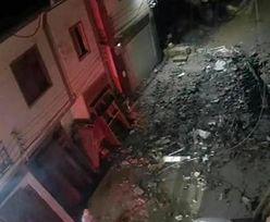 Chiny nawiedziło trzęsienie ziemi. Są ofiary śmiertelne i ranni