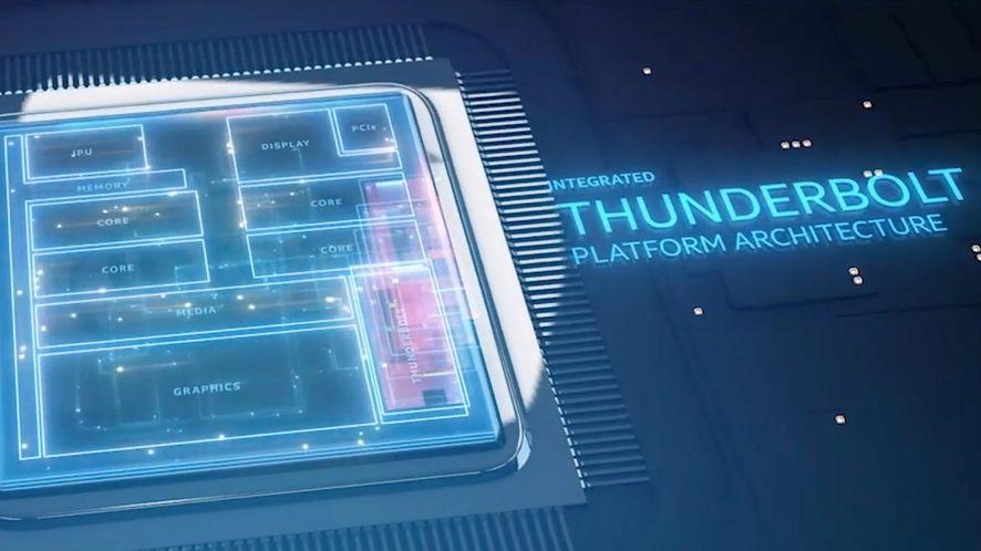 Intel Thunderbolt 4 oficjalnie — więcej, szybciej i bezpieczniej