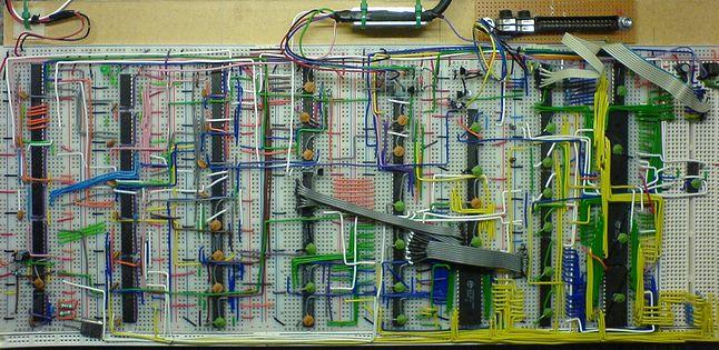 Developerska wersja Harlewuina. Zdjęcie ze strony Chrisa Smitha.