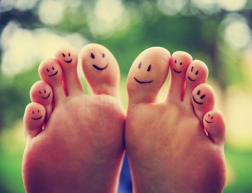 Czy twoje stopy są zdrowe?