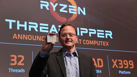 Kolejna ważna persona odchodzi z AMD, ale akcje firmy zaliczają rekordowy wzrost