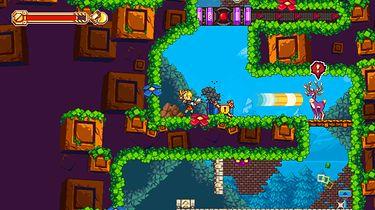 Recenzja gry Iconoclasts - bajeczna platformówka z zadziwiająco dobrym humorem + KONKURS! - Dear Head a może Deer Head ? :D
