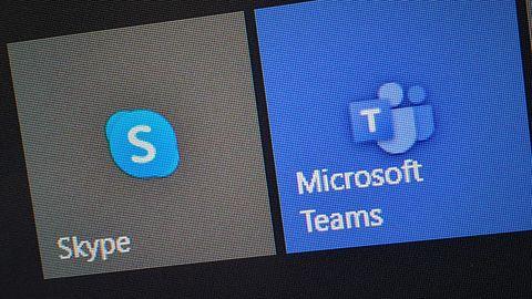Skype nie zniknie z rynku. Popularność Microsoft Teams nie jest przeszkodą