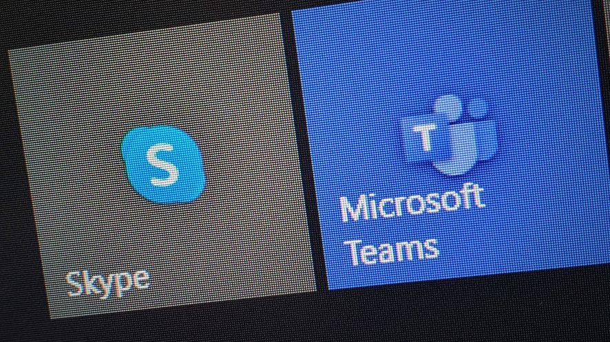 Skype nie zniknie z rynku, fot. Oskar Ziomek