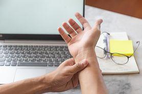 Zespół cieśni nadgarstka - przyczyny, objawy, rozpoznanie, leczenie