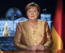 """""""Pozwólcie, że wam coś zdradzę"""". Osobiste wyznanie Merkel na koniec roku"""